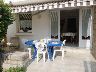 Gemütliches Ferienhaus : Region Quiberon für 5 Personen