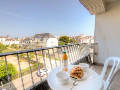 Für 3 Personen: Hübsches Apartment / Ferienwohnung in der Region Quiberon