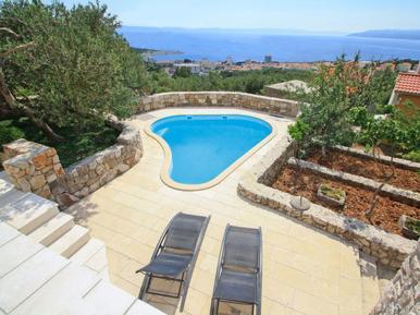 Gemütliches Ferienhaus : Region Makarska für 4 Personen
