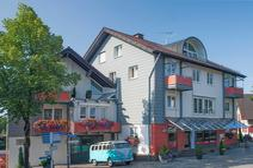 Studio 981317 voor 3 personen in Wasserburg am Bodensee