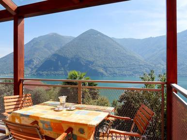 Für 6 Personen: Hübsches Apartment / Ferienwohnung in der Region Porlezza