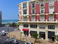 Mieszkanie wakacyjne 981845 dla 4 osoby w Biarritz