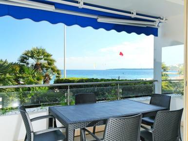 Für 5 Personen: Hübsches Apartment / Ferienwohnung in der Region Cannes