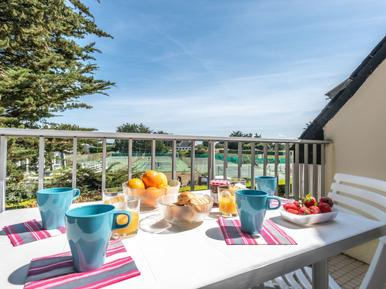 Für 4 Personen: Hübsches Apartment / Ferienwohnung in der Region Quiberon