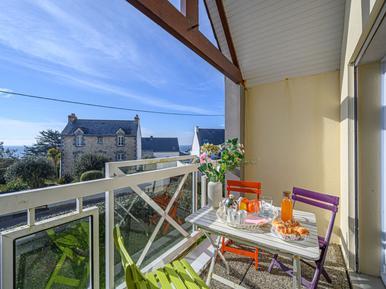 Für 5 Personen: Hübsches Apartment / Ferienwohnung in der Region Quiberon