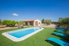Villa 983807 per 5 persone in Algaida