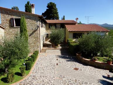 Für 4 Personen: Hübsches Apartment / Ferienwohnung in der Region Montecarelli