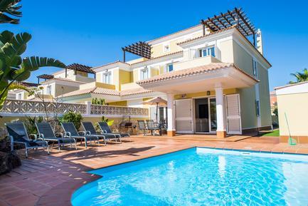 Gemütliches Ferienhaus : Region Corralejo für 6 Personen