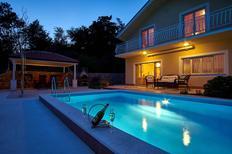 Rekreační dům 984609 pro 6 dospělí + 2 děti v Grižane