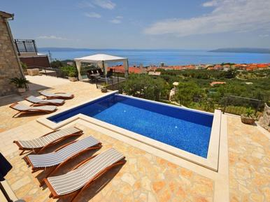 Gemütliches Ferienhaus : Region Makarska für 7 Personen