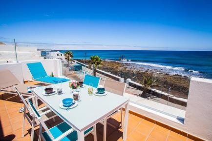 Für 4 Personen: Hübsches Apartment / Ferienwohnung in der Region Lanzarote