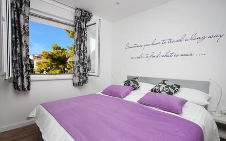 Für 3 Personen: Hübsches Apartment / Ferienwohnung in der Region Split