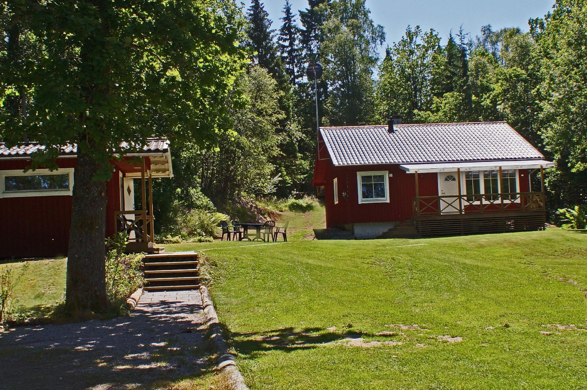 Ferienhaus für 6 Personen ca 85 m² in Sexdrega Südschweden See Åsunden