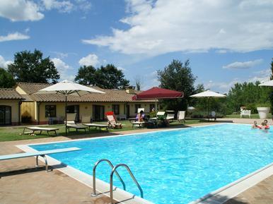 Gemütliches Ferienhaus : Region Capannoli für 4 Personen