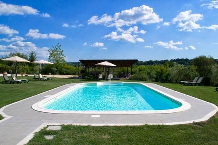 Für 6 Personen: Hübsches Apartment / Ferienwohnung in der Region Saturnia