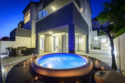Für 8 Personen: Hübsches Apartment / Ferienwohnung in der Region Dubrovnik